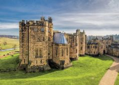 Alnwick Castle Notecard